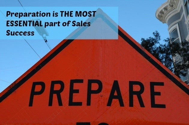 How to Prepare for Your Next Sales Call