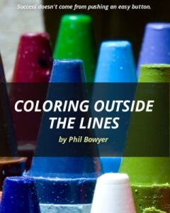 Read Coloring Outside the Lines to Uncover Who You Are in Your Business