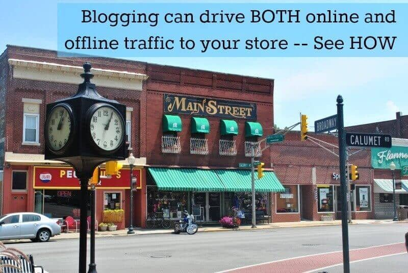 Blogging for Retail Businesses