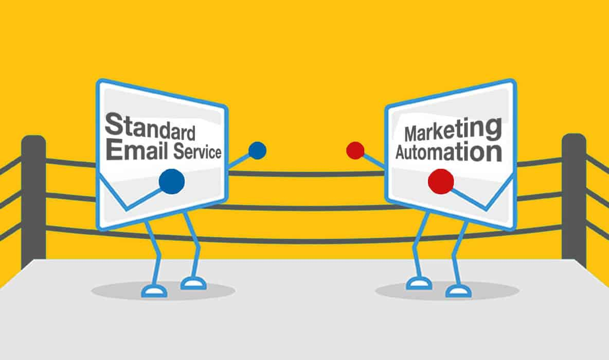 Traditional Email vs Marketing Automation