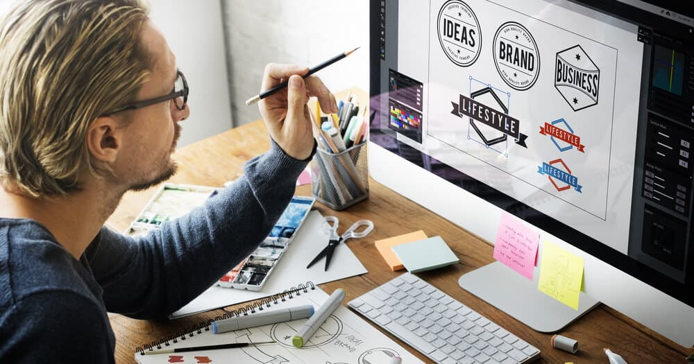 How to Create a Logo and Visual Identity [without any design skills]
