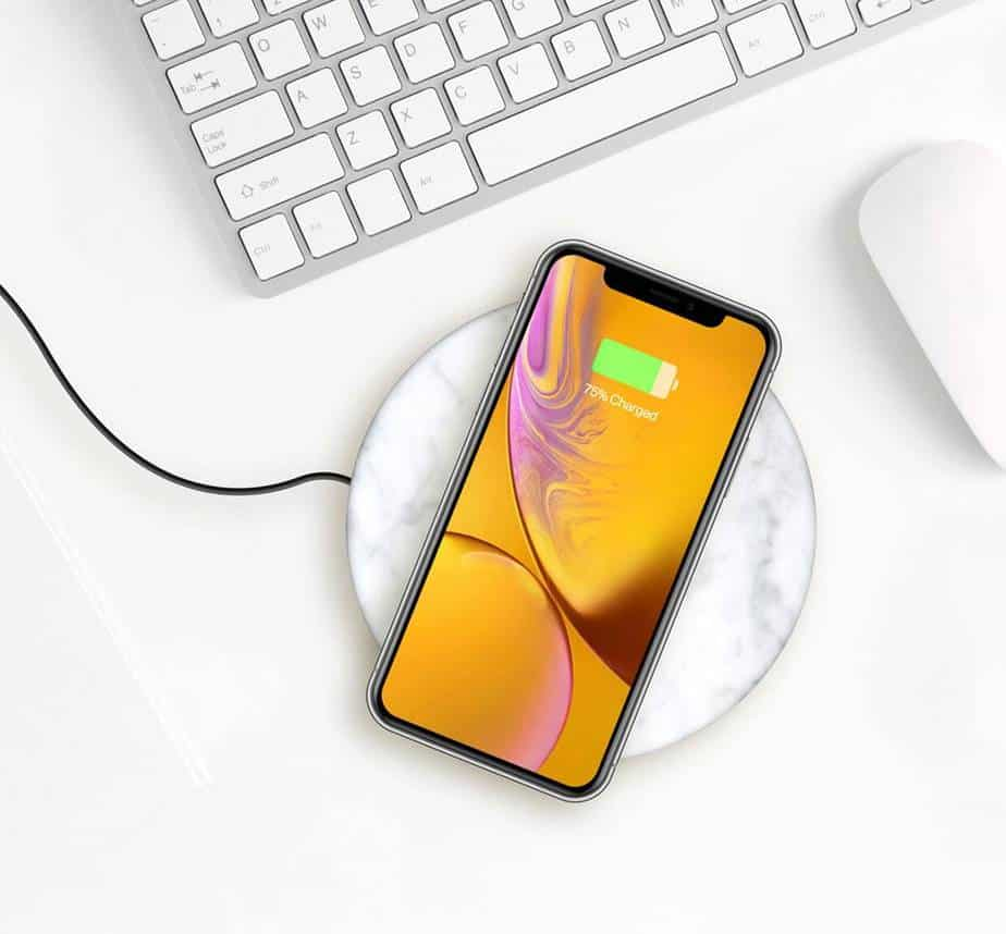 pretty wireless charger