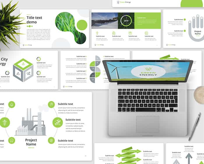 premium powerpoint templates from template monster