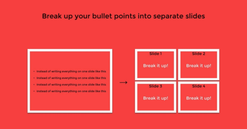 how to make a powerpoint presentation tips for slide layout