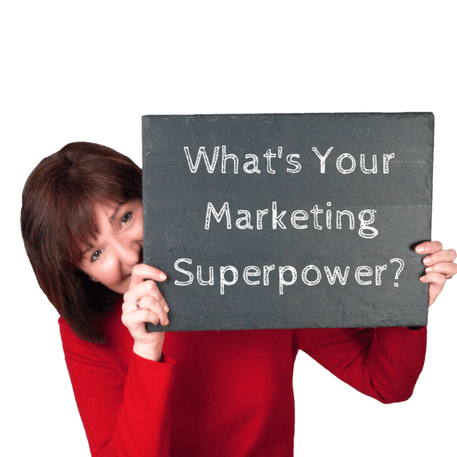What's Your Marketing Superpower